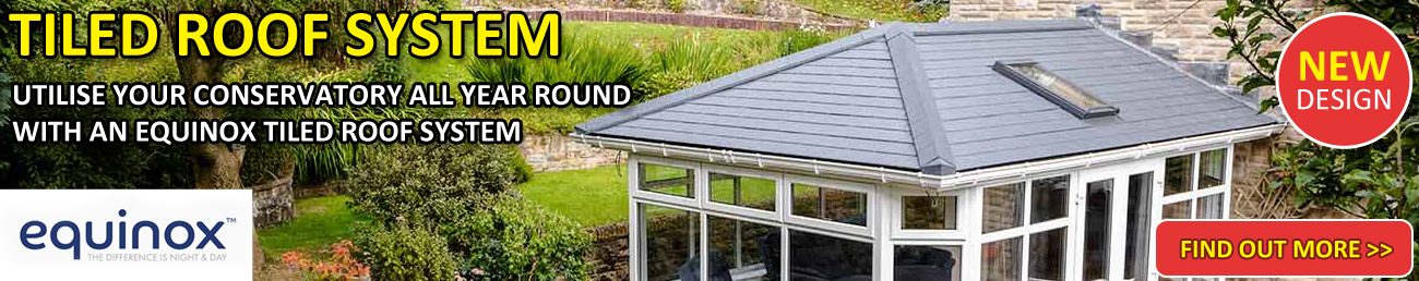 equinox tiled roof system advert